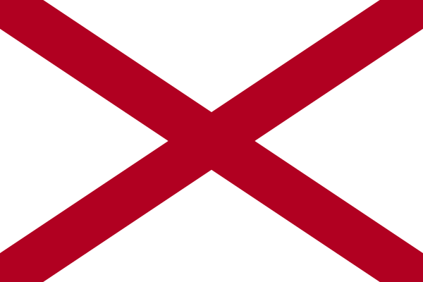 Alabama State Information Symbols Capital Constitution Flags - Us state facts map and state symbols