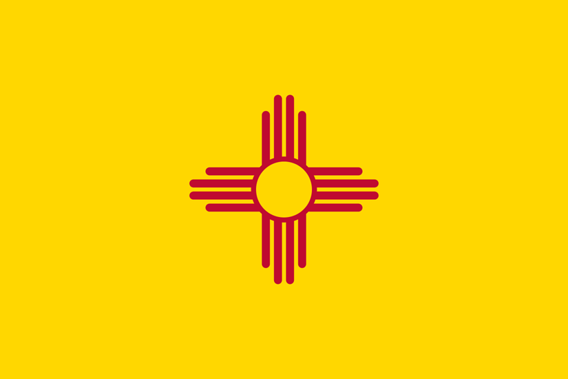 New mexico state information symbols capital constitution flags new mexico state flag state flag publicscrutiny Choice Image