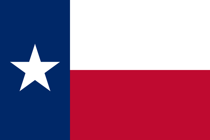 Texas State Information - Symbols, Capital, Constitution, Flags ...