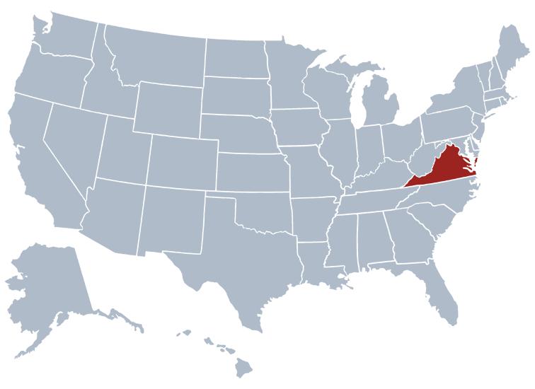 Virginia State Information  Symbols Capital