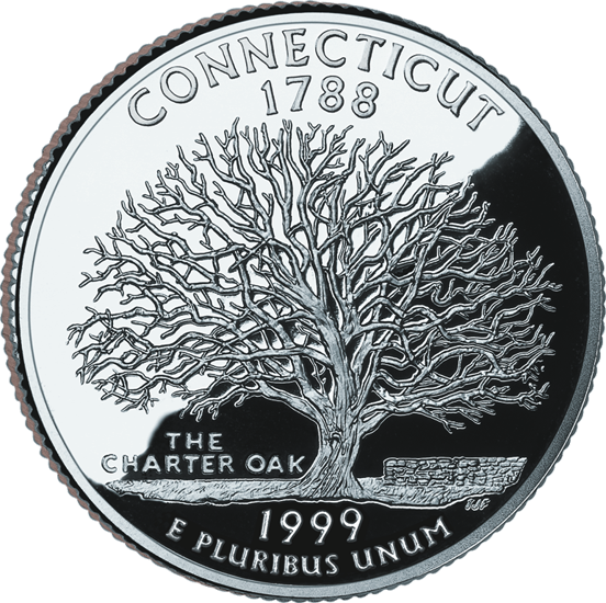 Connecticut State Quarter 50states Com