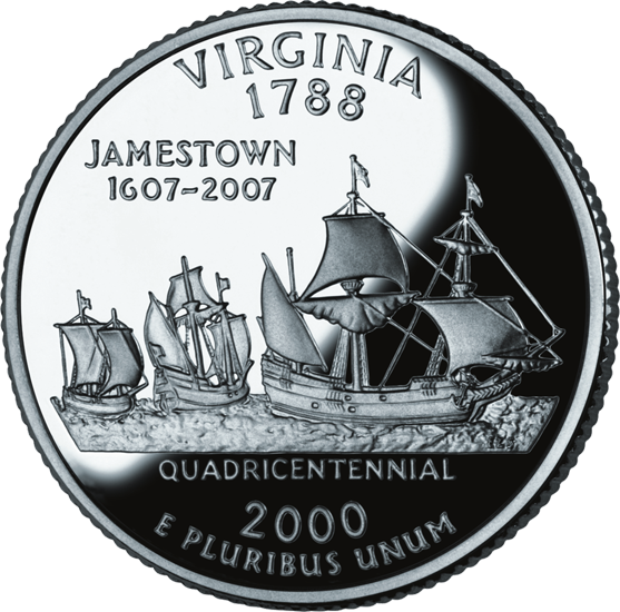 Jamestown, 1607-2007, Quadricentennial