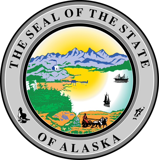 Flags - Symbols Maps Alaska State Capital Information Songs Constitution