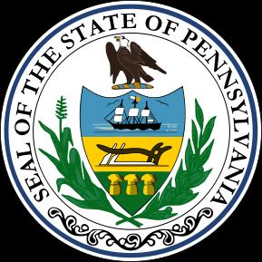 pennsylvania state information symbols capital constitution