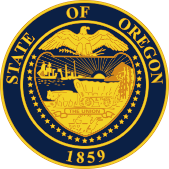 State Seal of Oregon